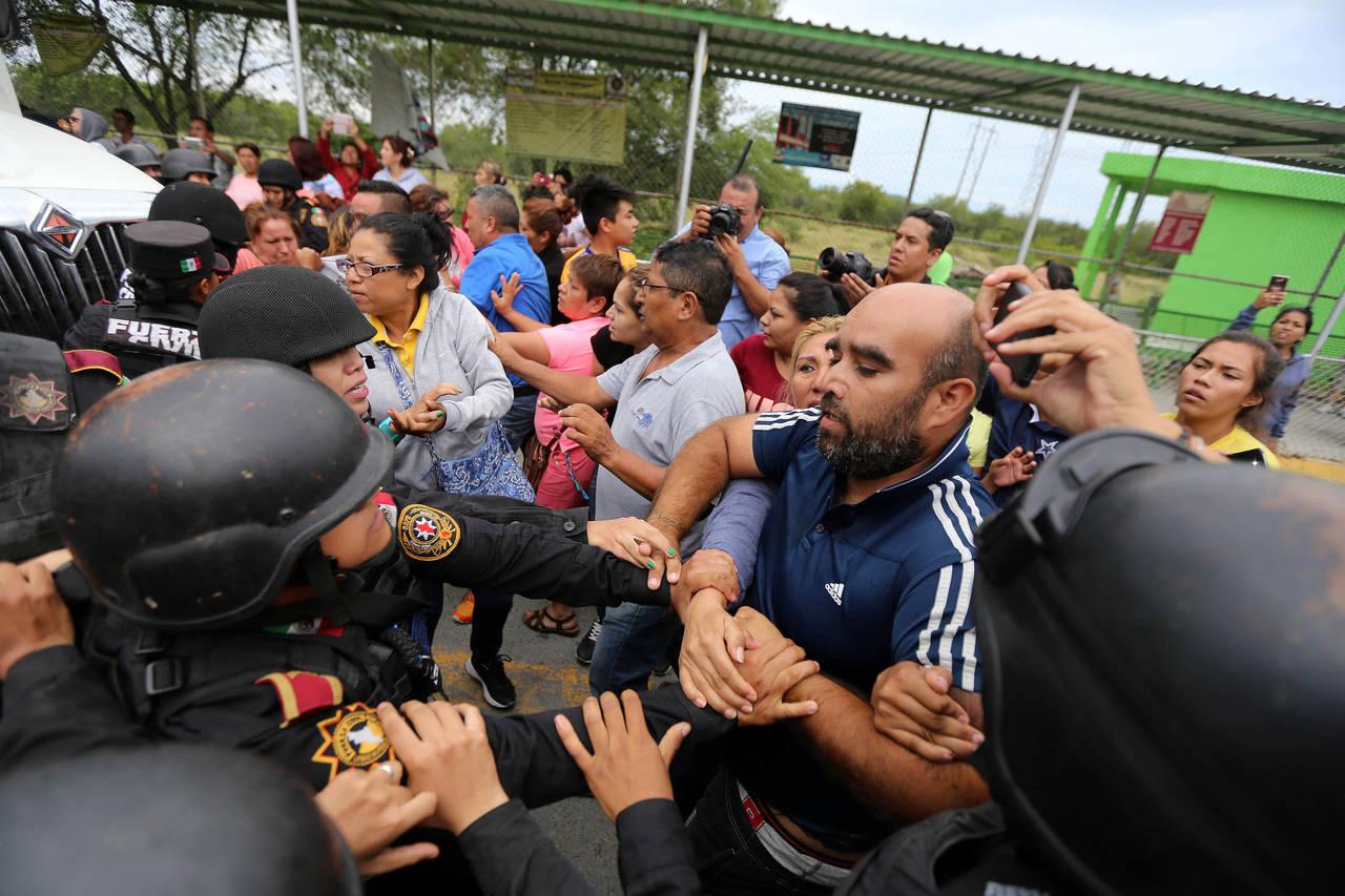 Urge ONU a Nuevo León investigar motín
