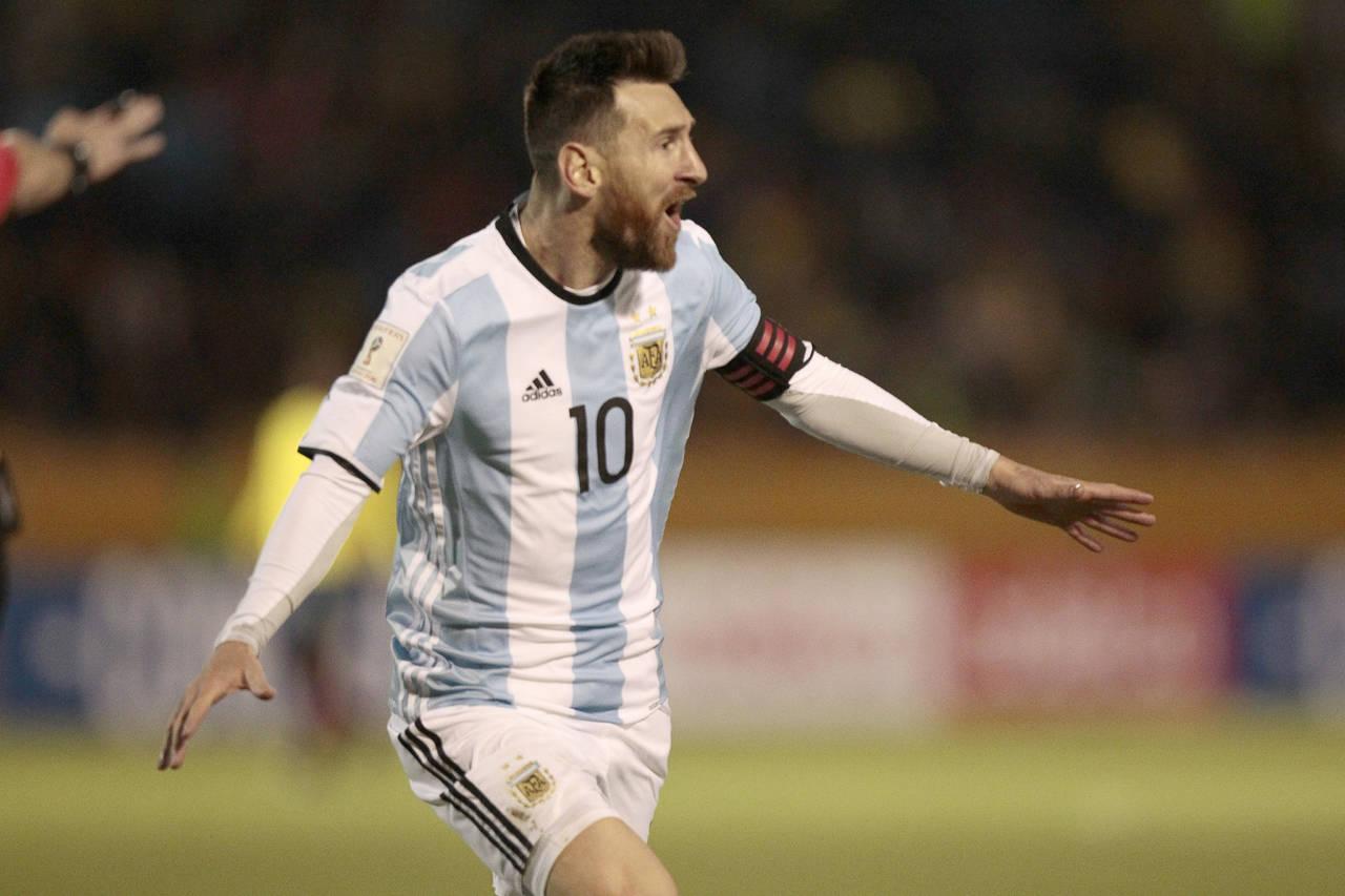 Argentina, con tiempo para corregir