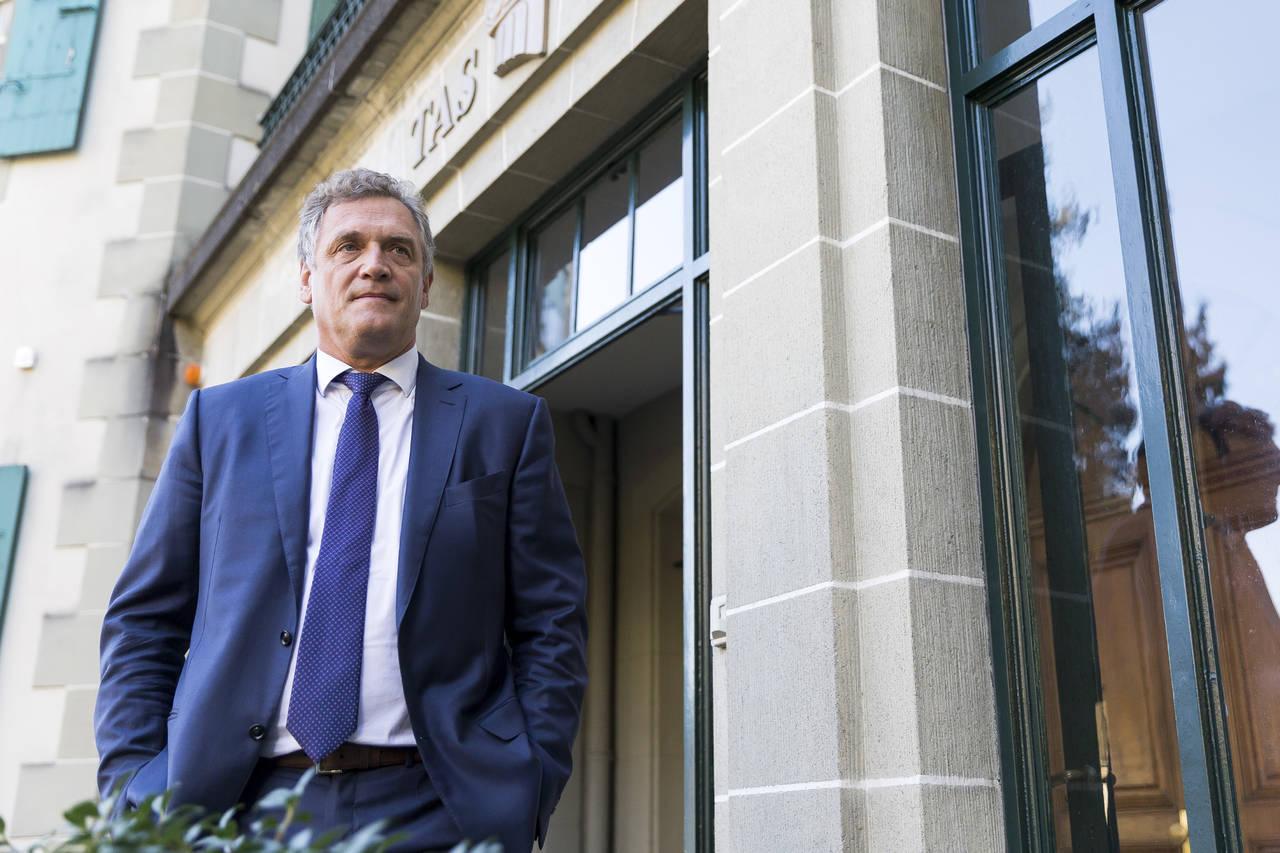 El funcionario de la FIFA Jerome Valcke apela suspensión