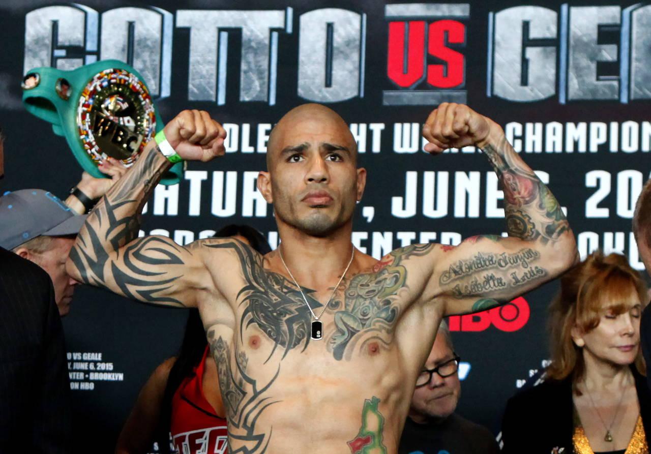 Miguel Cotto dirá adiós al boxeo este 2 de diciembre