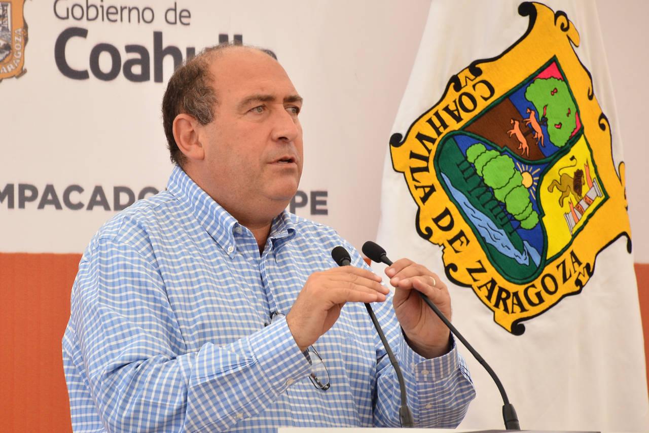 Moreira pide legislar libertad supervisada