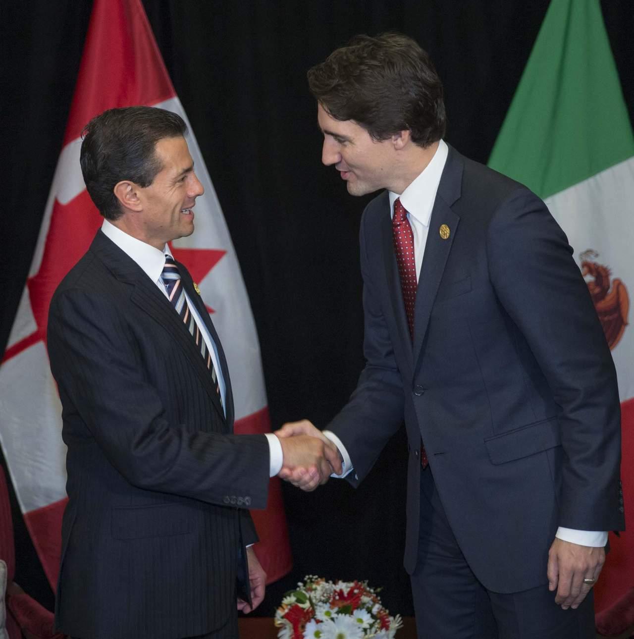 Relación de México y Canadá tiene que revitalizarse: EPN