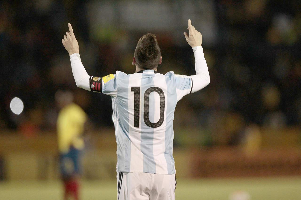Messi regresa a Barcelona para visita al Atlético