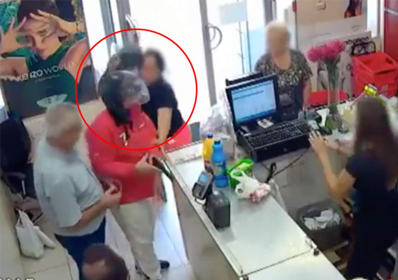 Personas evitan robo armado a