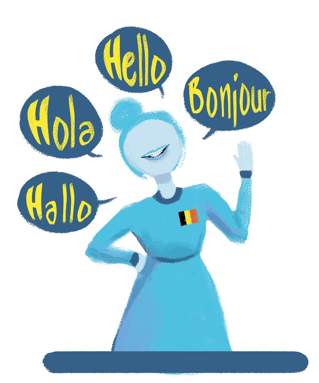 El poder de los idiomas