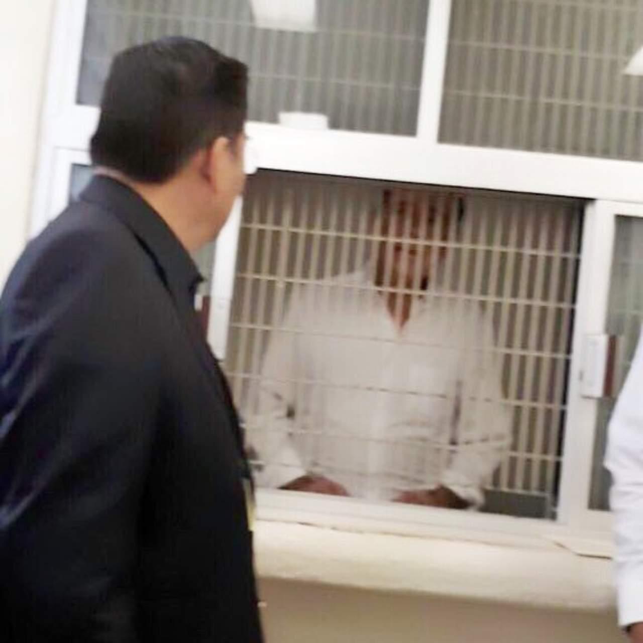 Dictan formal prisión al exgobernador Eugenio Hernández