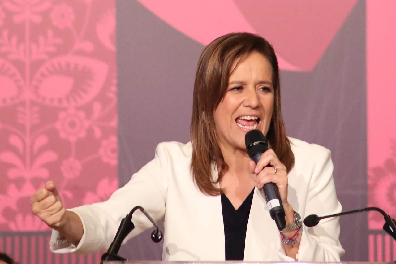 Margarita Zavala buscará aspirar a la Presidencia con pocos recursos