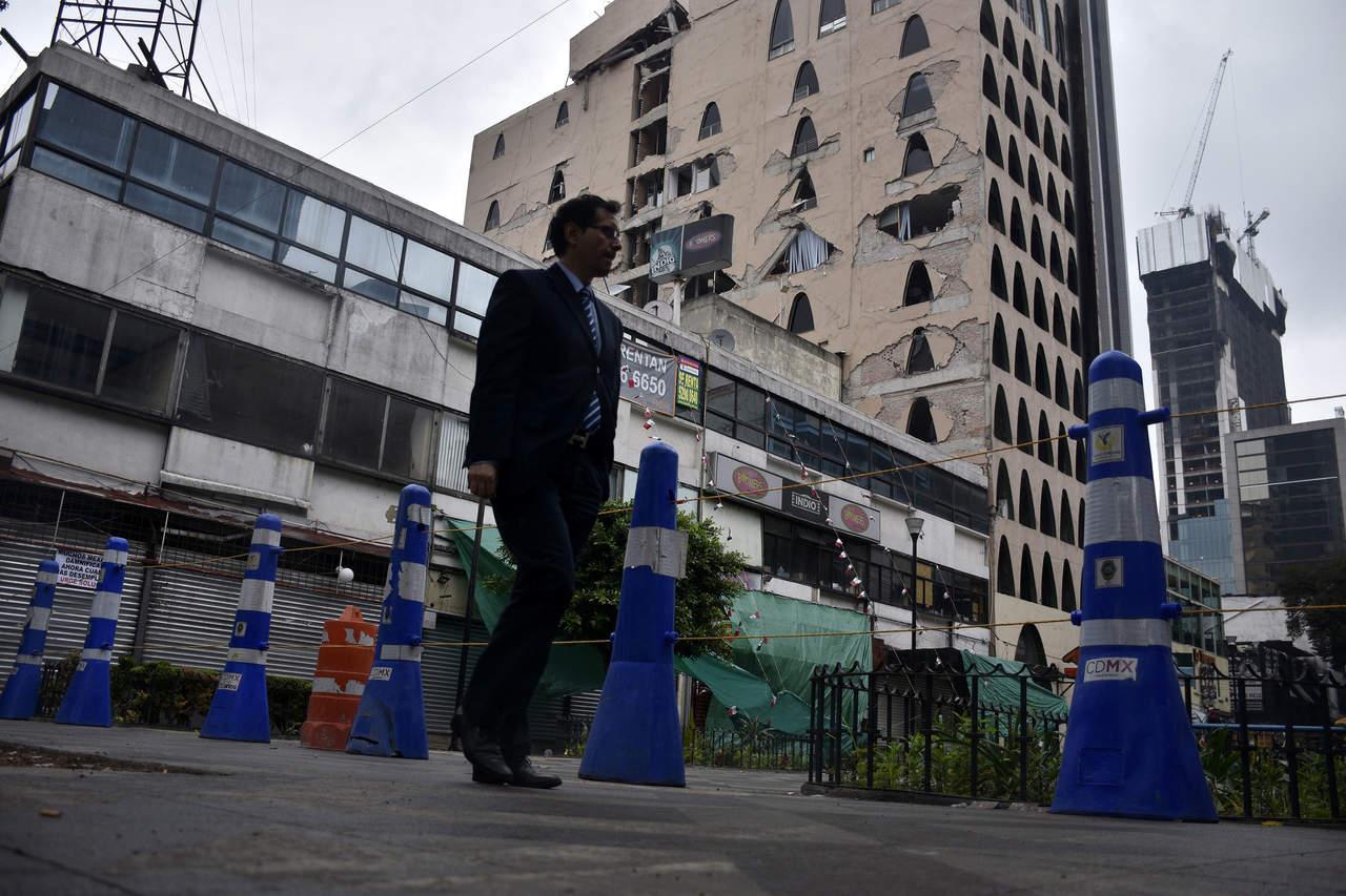 Por tareas de reconstrucción, CDMX pide tomar en cuenta los tiempos