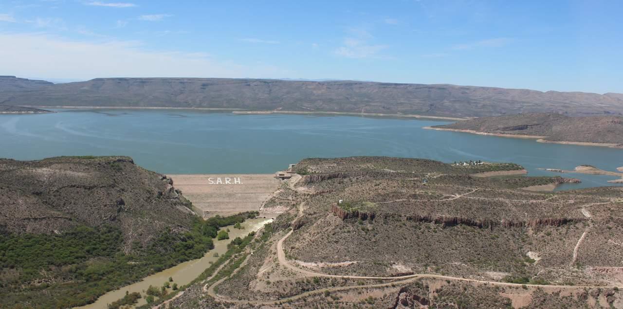 Conagua no descarta desfogue de presa Lázaro Cárdenas