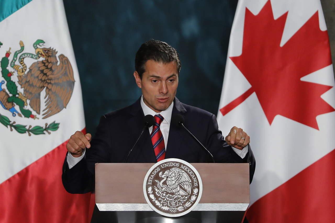 México no reconocerá a Cataluña independiente: EPN