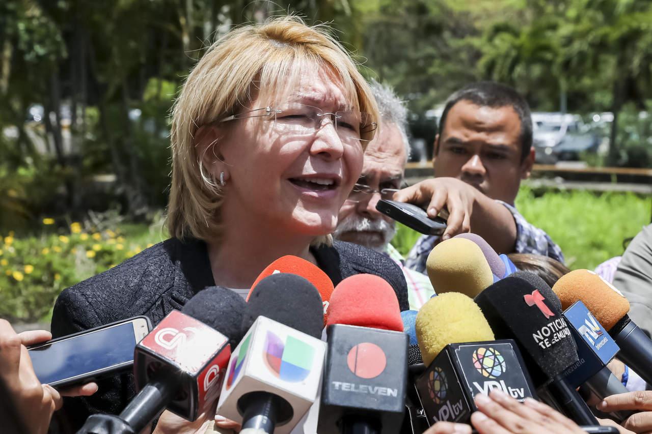 Filtra Luisa Ortega video sobre soborno de Odebrecht