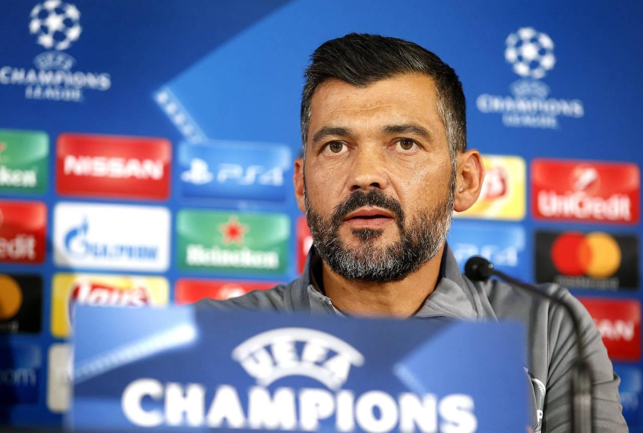 DT de Porto califica de ridículo el plan de trabajo de Osorio
