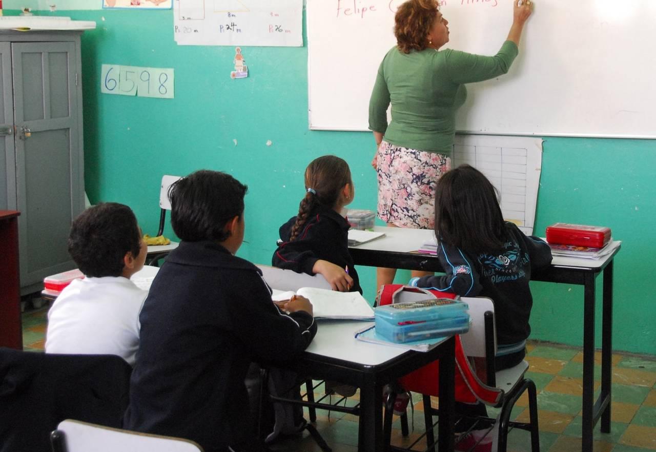 Tiene Durango déficit del 85 % en maestros de inglés