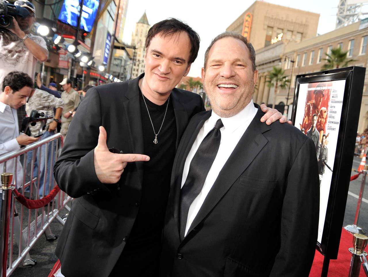 Tarantino aún no procesa la polémica sobre Weinstein