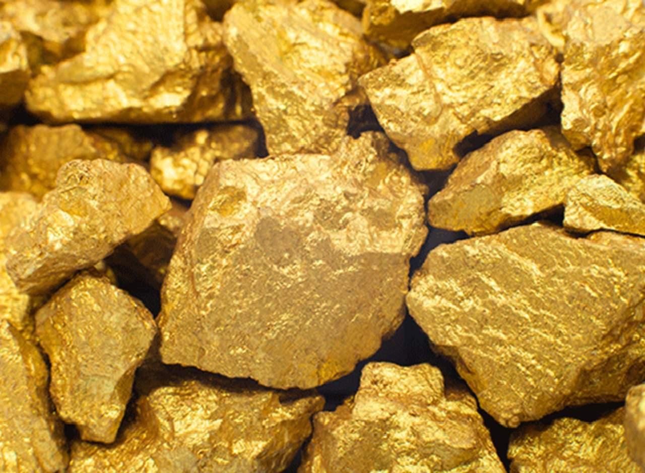 Fragmentos de oro se quedan atorados en tuberías de Suiza