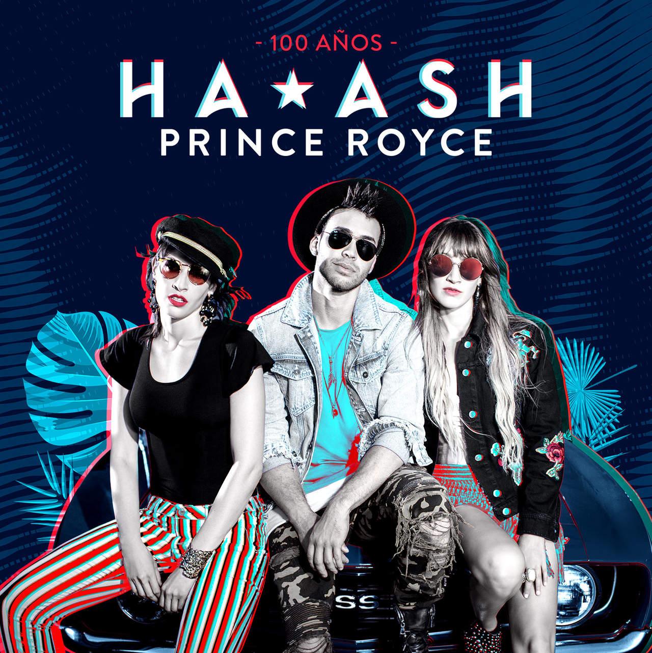 Ha*Ash lanza tema 100 años junto a Prince Royce
