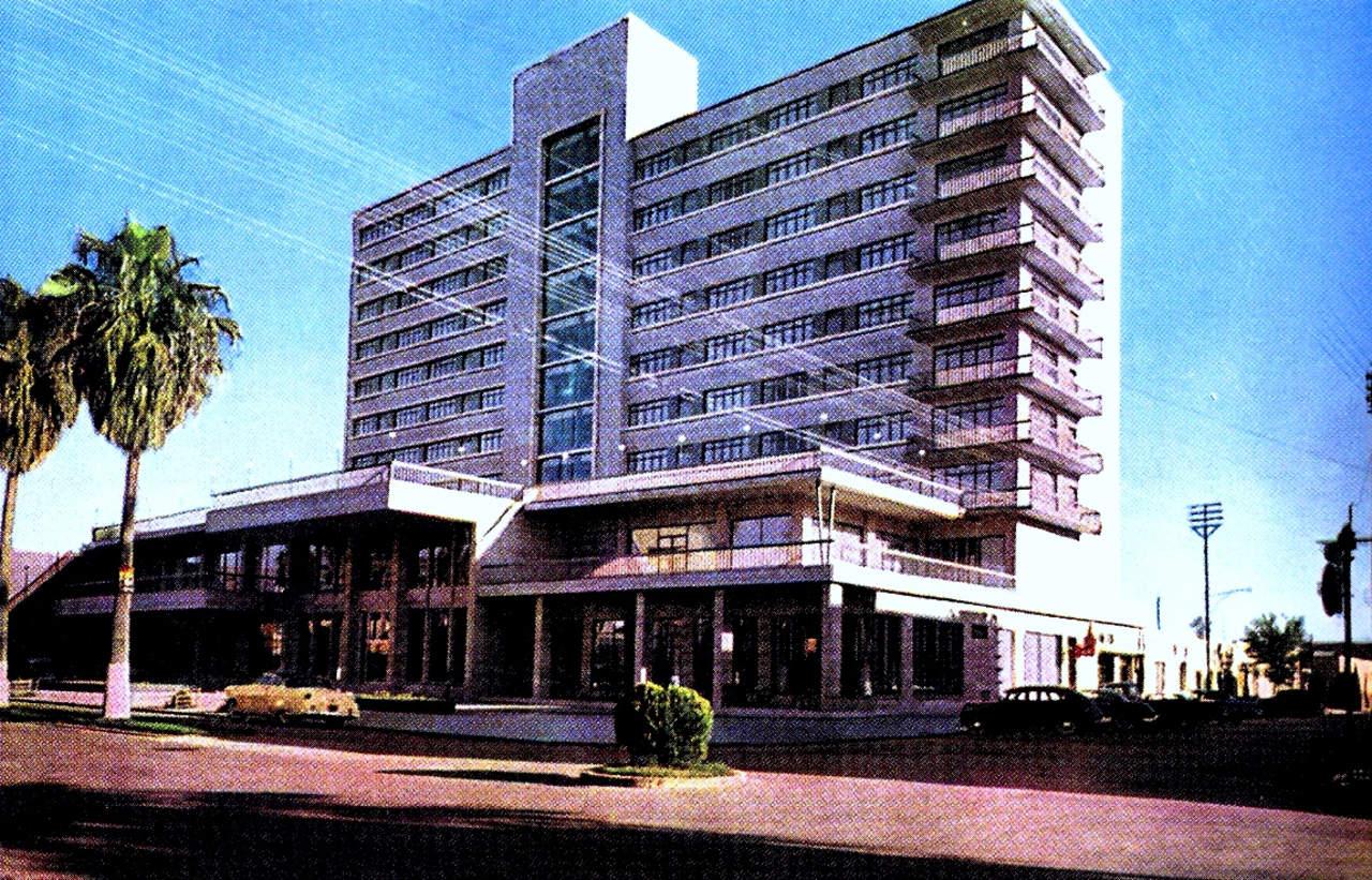 El gran Hotel Río Nazas: un proyecto