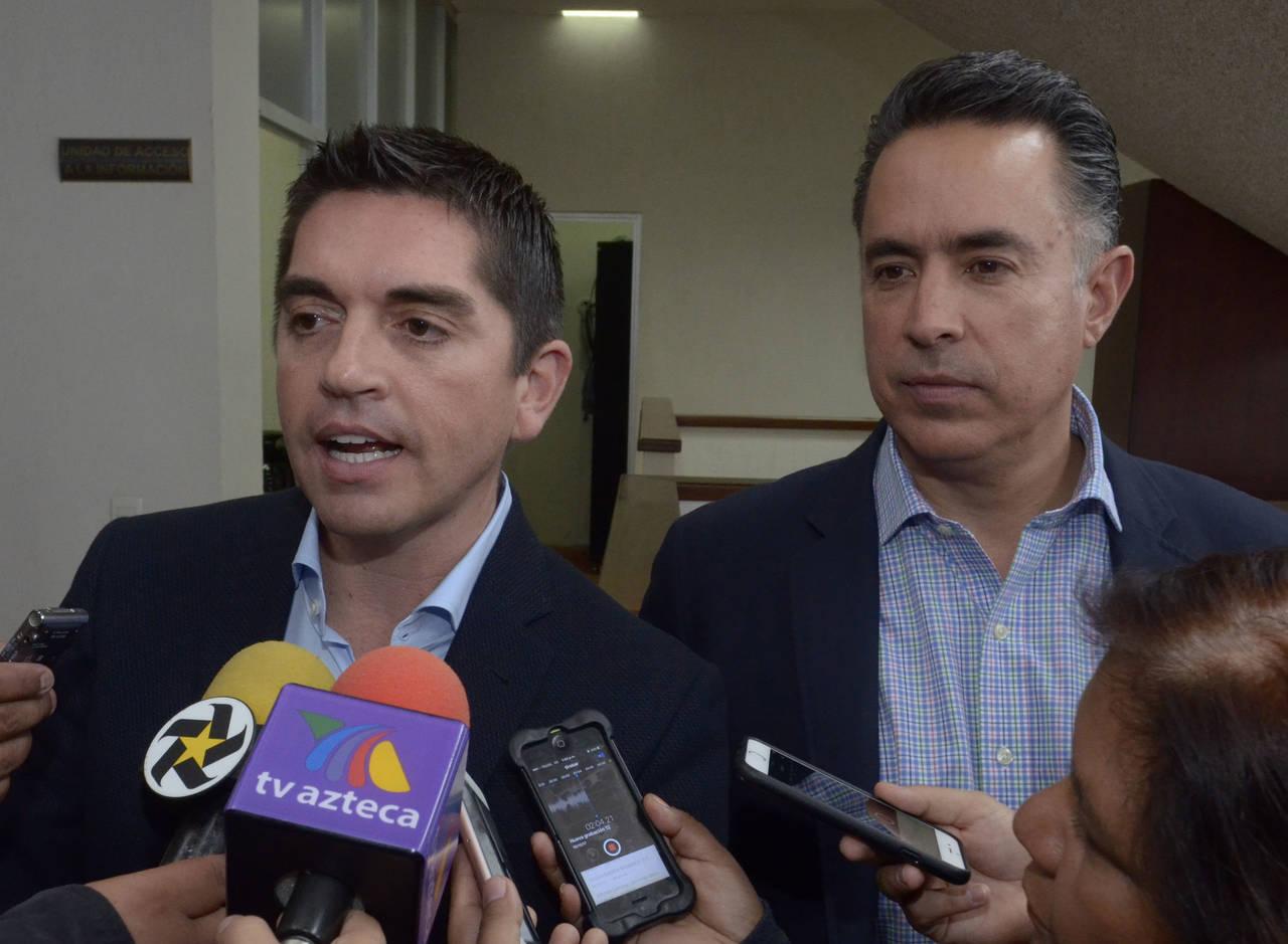 Anaya y Salazar van a Tribunal Electoral