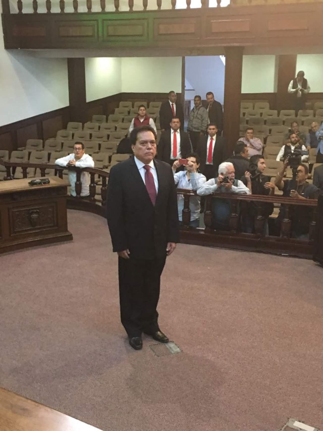 Gerardo Márquez rinde protesta como Fiscal General de Coahuila