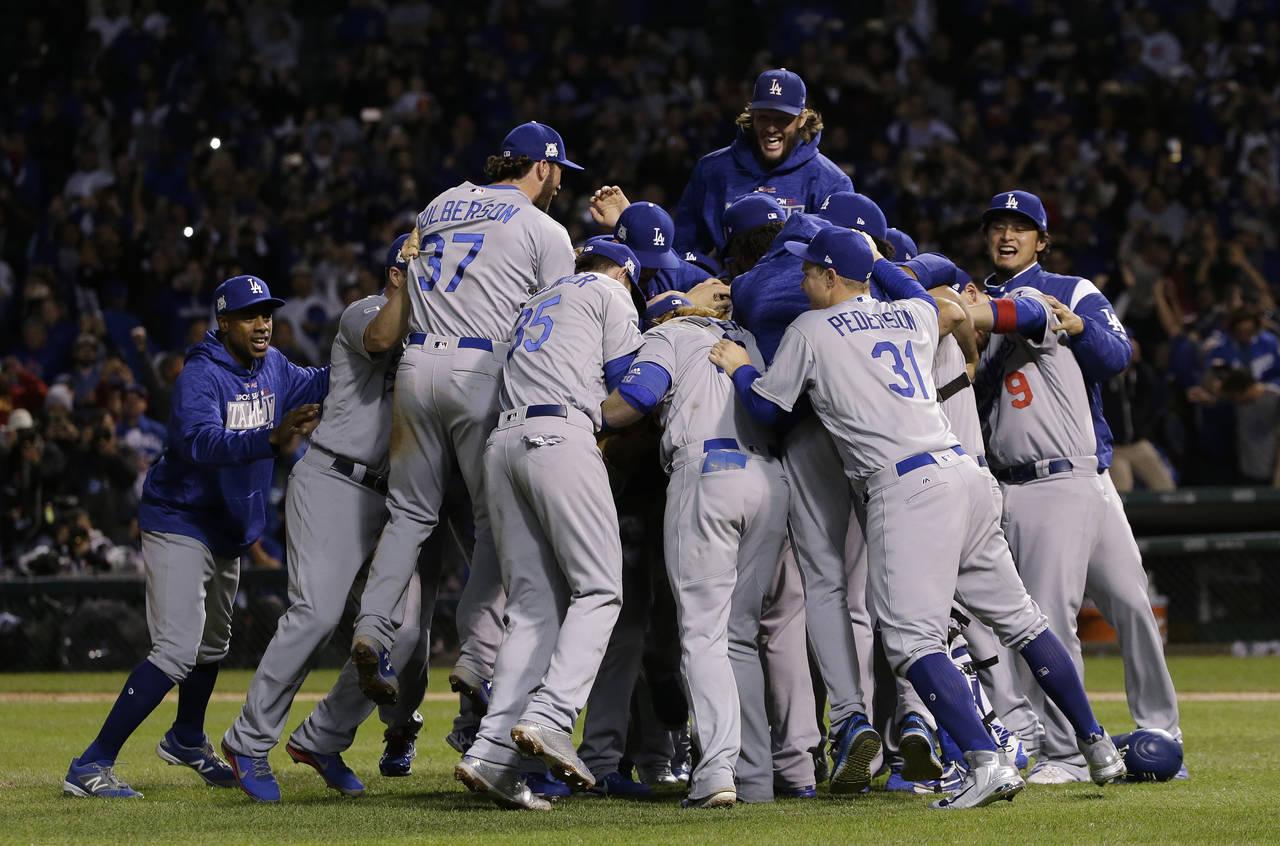 Dodgers va a la Serie Mundial