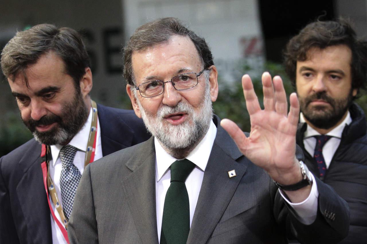 Suspenderán autonomía catalana