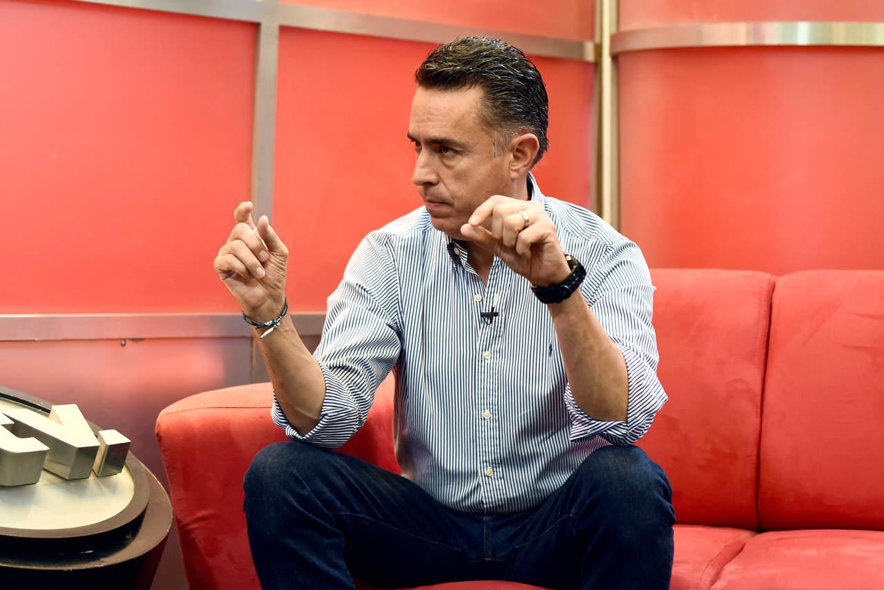 'Seremos la pesadilla de Riquelme y Moreira