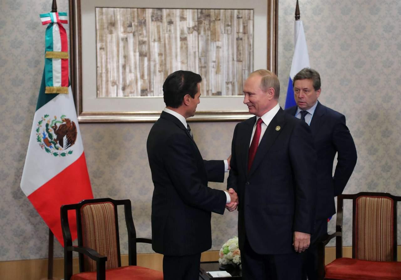 Resultado de imagen para foro 'Diálogo Comercio-Industrial: Rusia México' en la Ciudad de México.