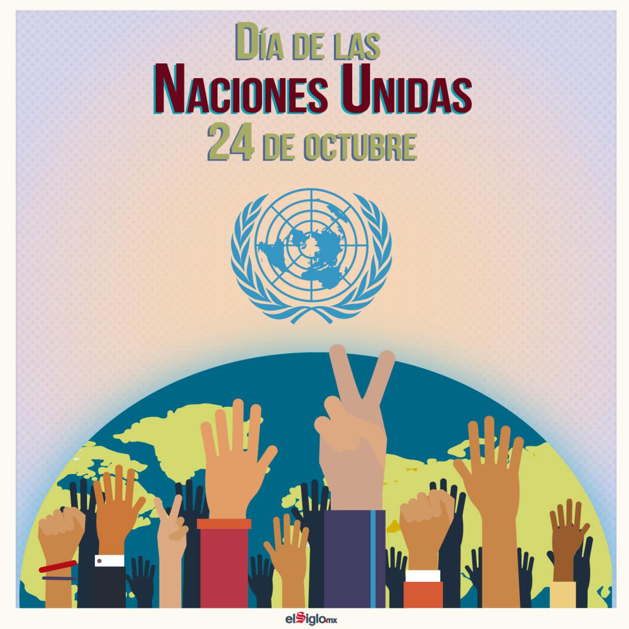 1948: Primera celebración del Día de las Naciones Unidas