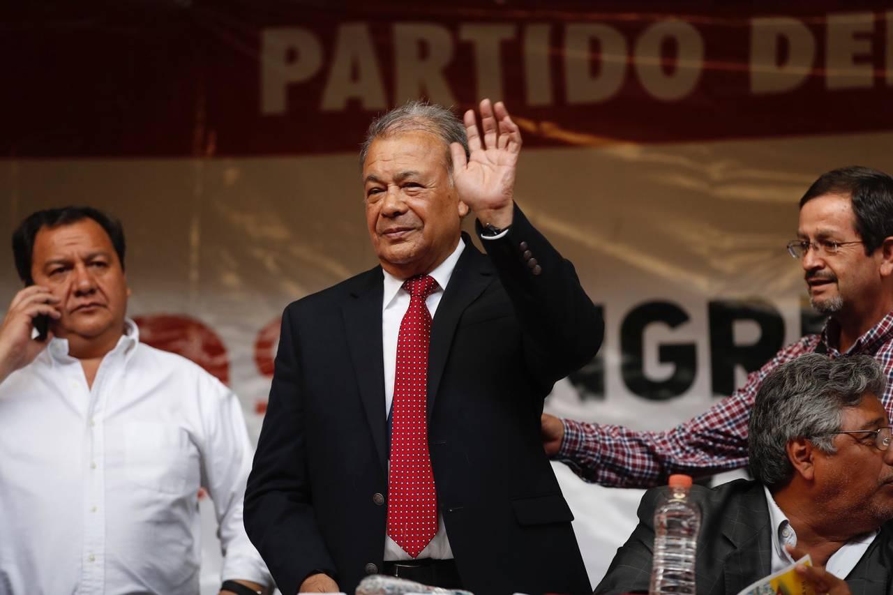 Destapa PGR cloaca del Partido del Trabajo