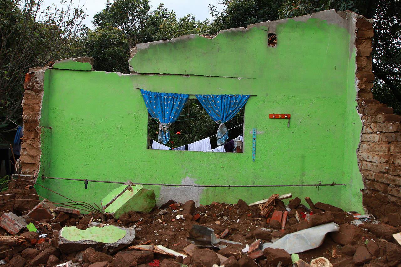 Lo que se debió hacer y no se hizo con los residuos del sismo en México