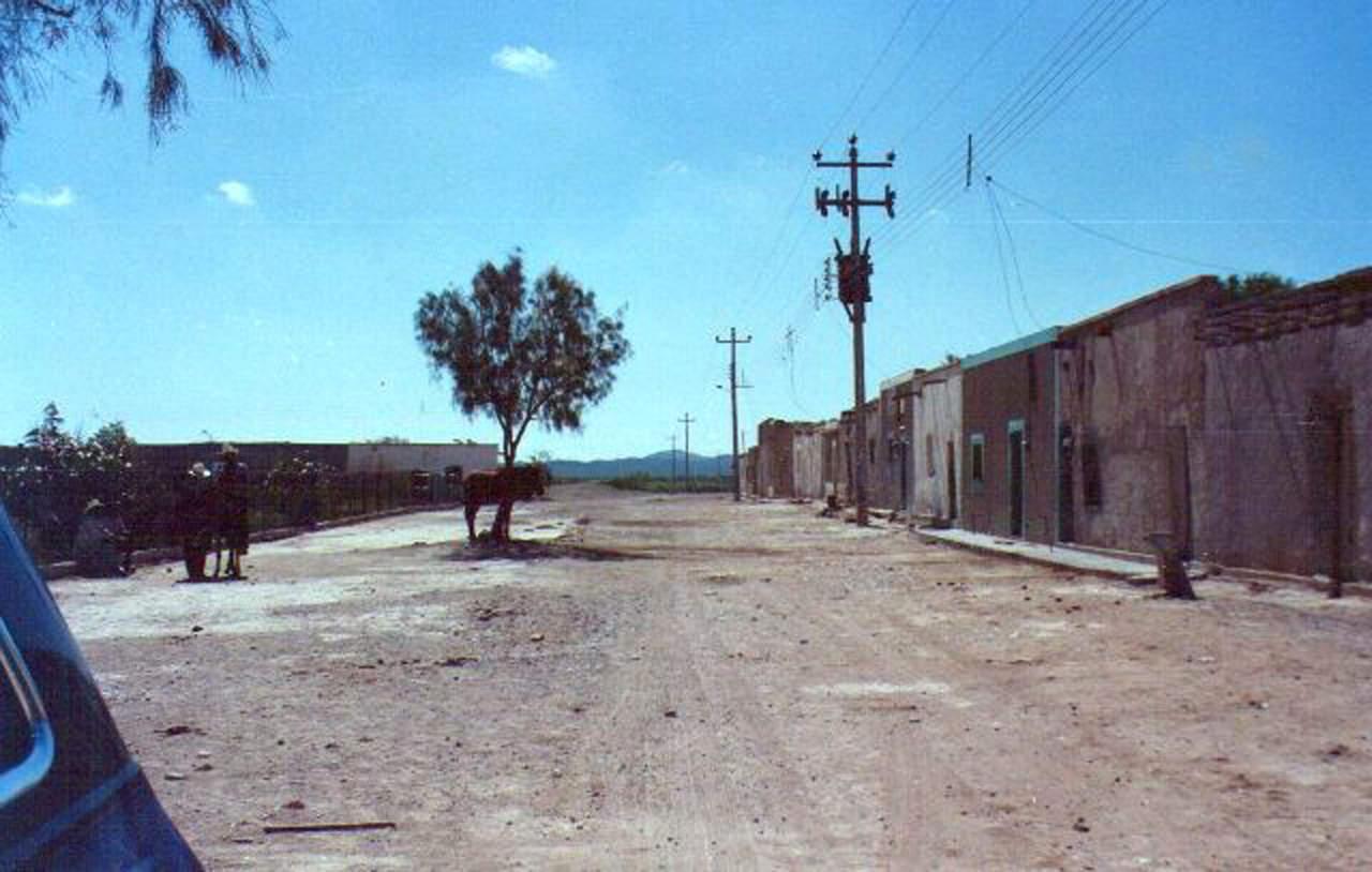 Noticias de Parras; Hacienda de Santiago de la Castañuela