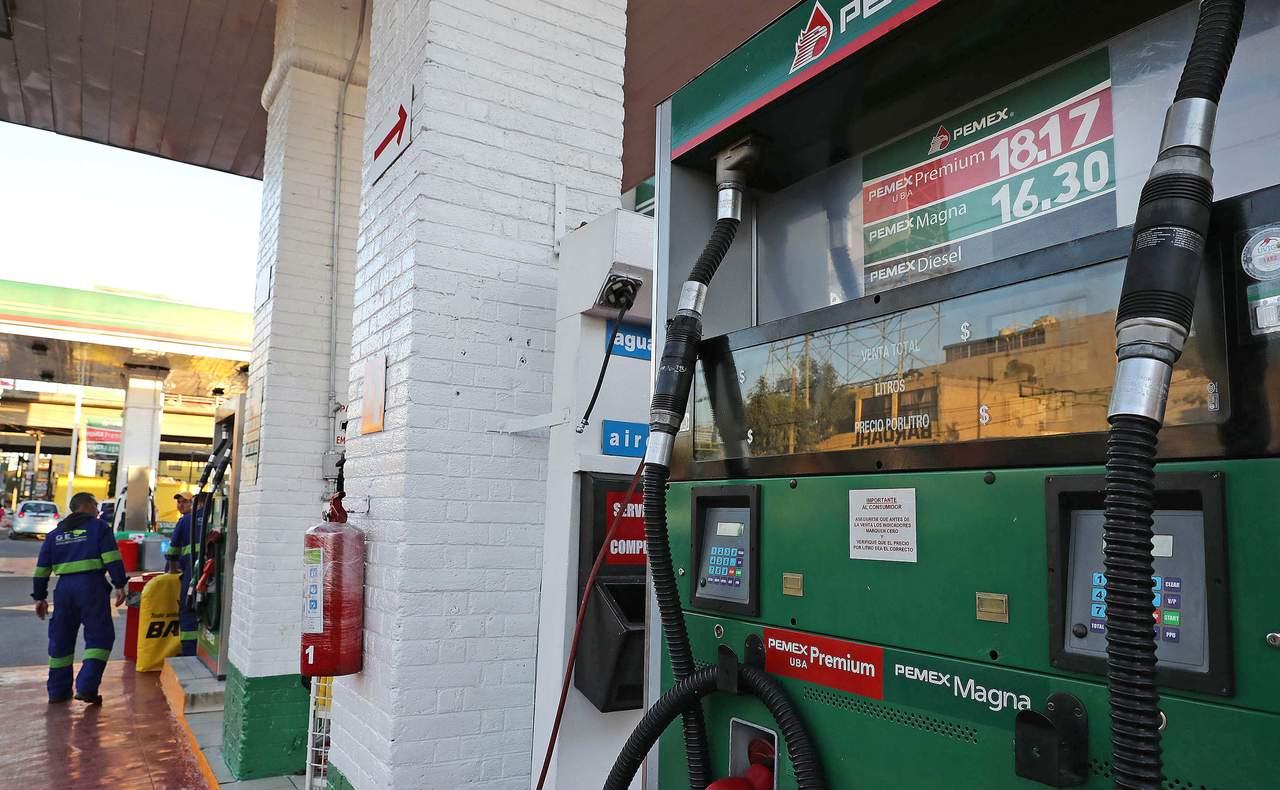 México, listo para liberar precios de las gasolinas