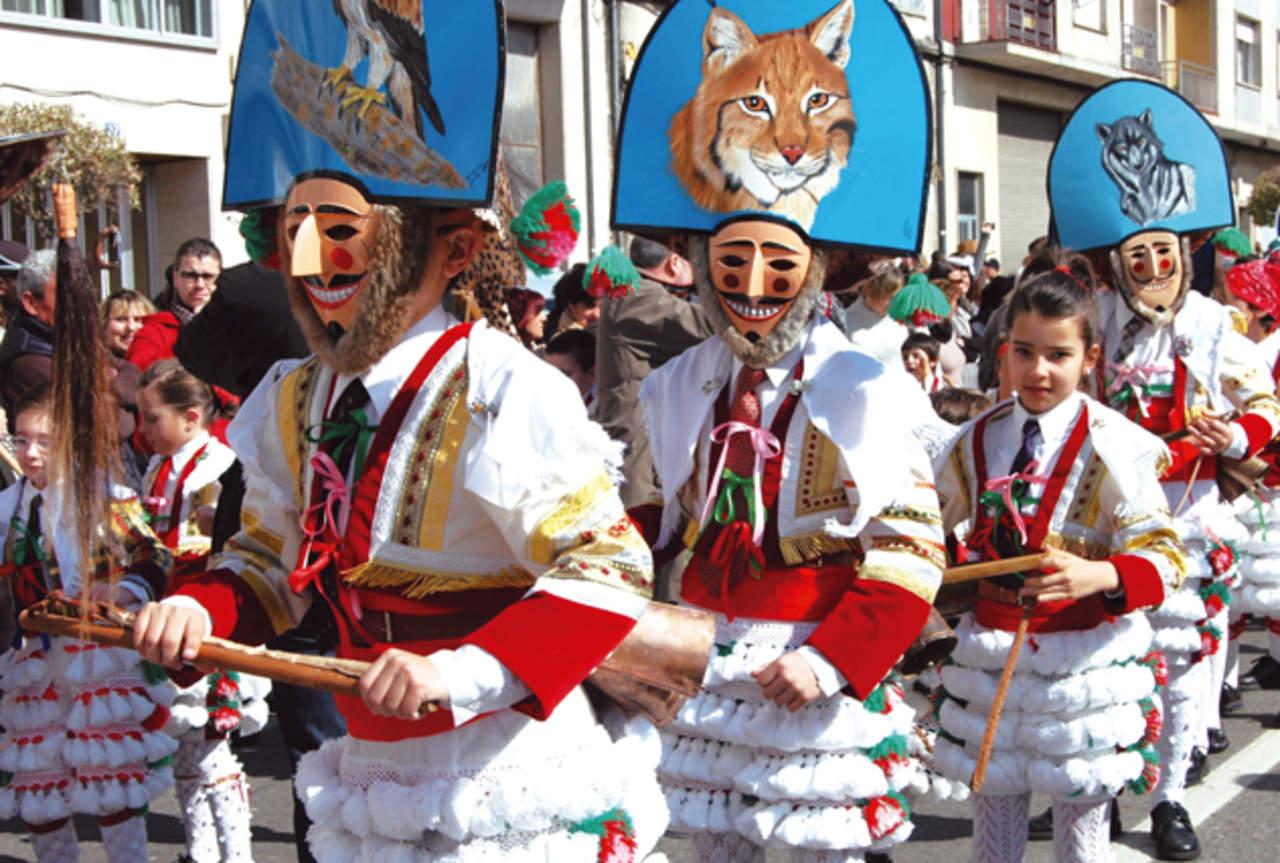 Dulces tradiciones de carnaval