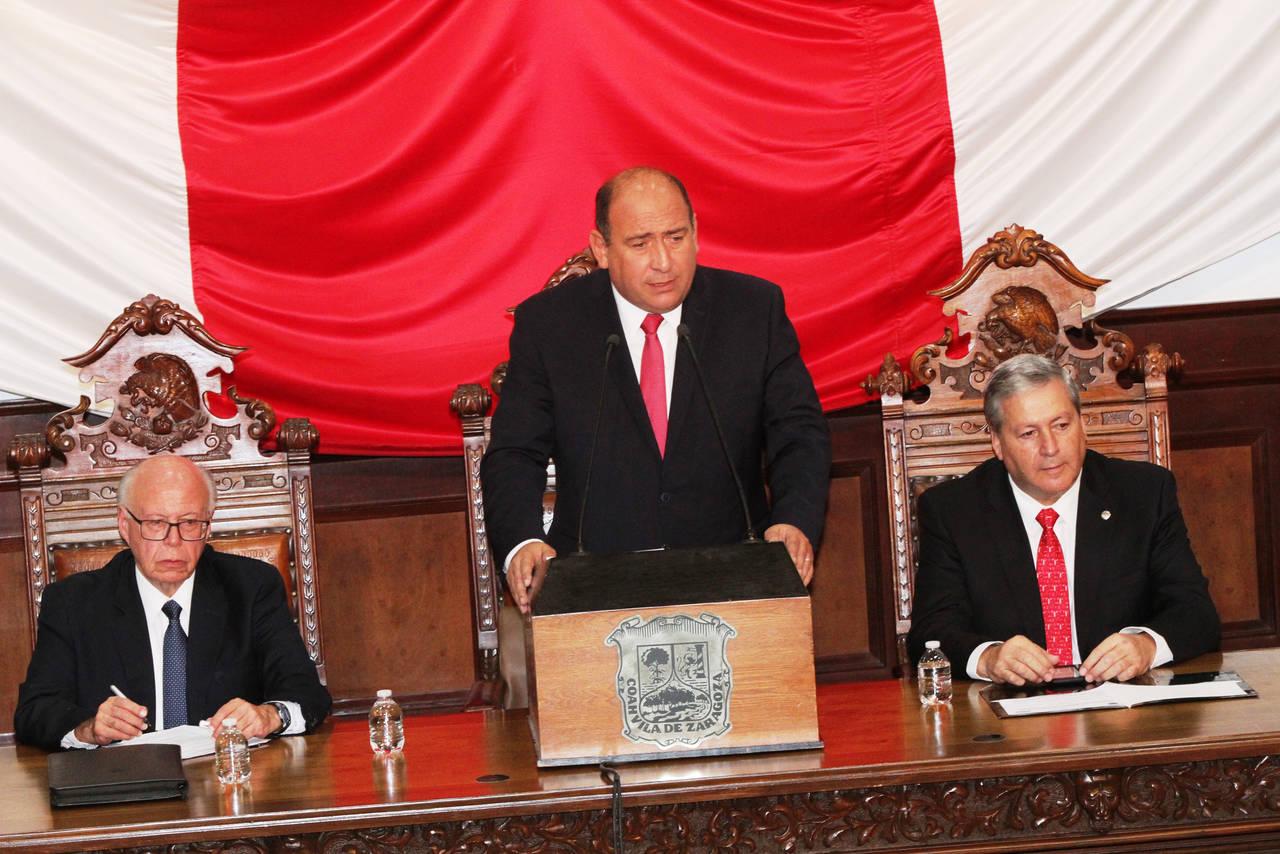 Rubén Moreira destaca