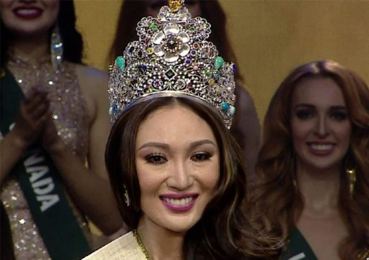 Estilista humilla a Miss Tierra durante la coronación