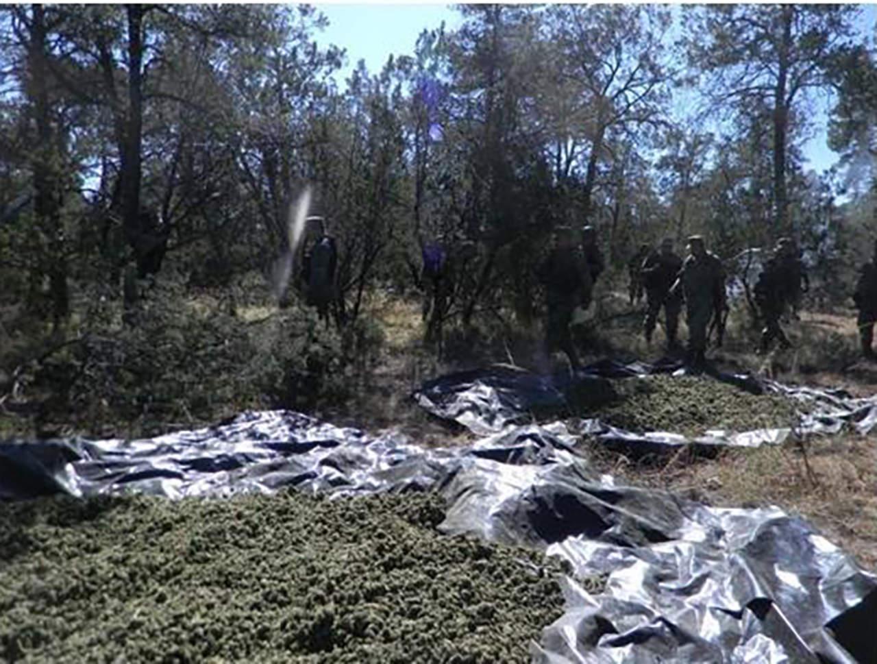 Asestan golpe al crimen organizado en Durango