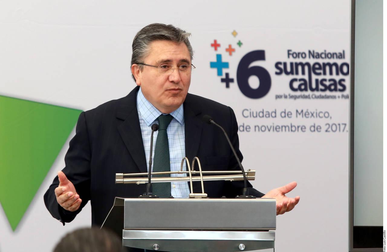 Apremia la CNDH a definir reforma
