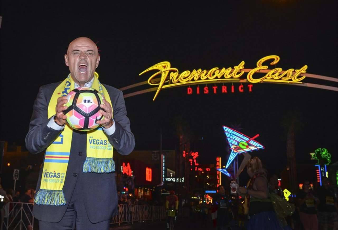 Sánchez Solá, a dirigir a Las Vegas