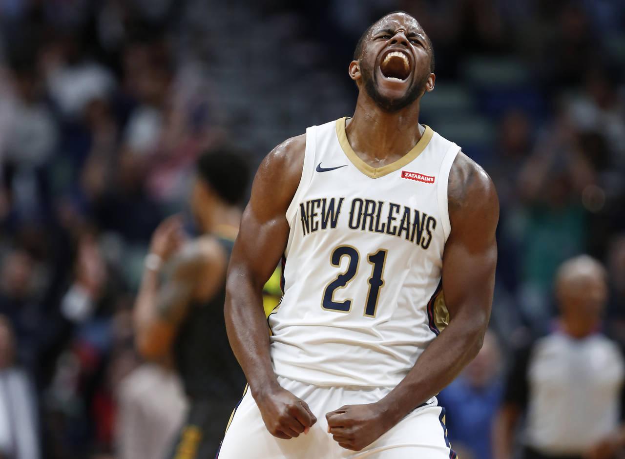 Con triples de Miller, los Pelicans superan a Hawks