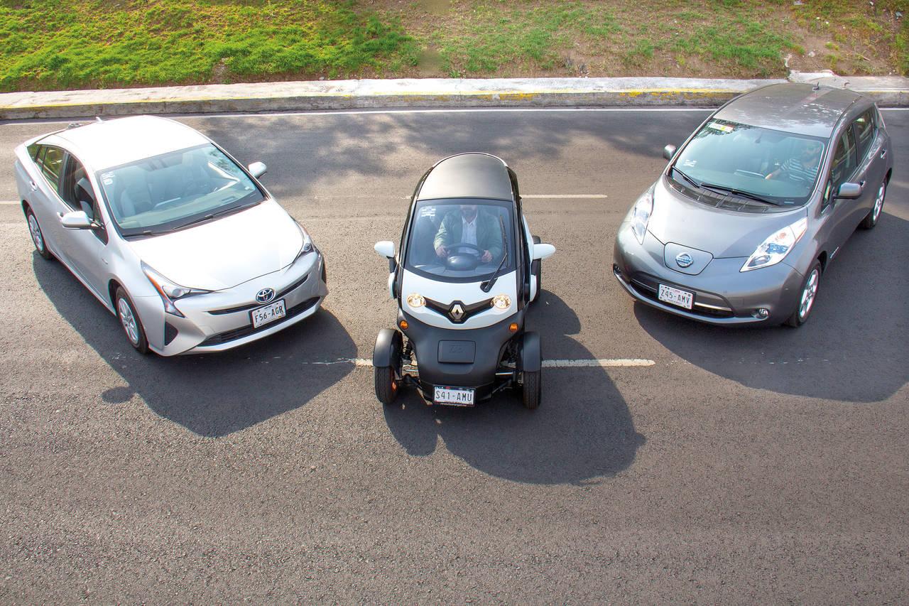 Baja la venta de autos híbridos