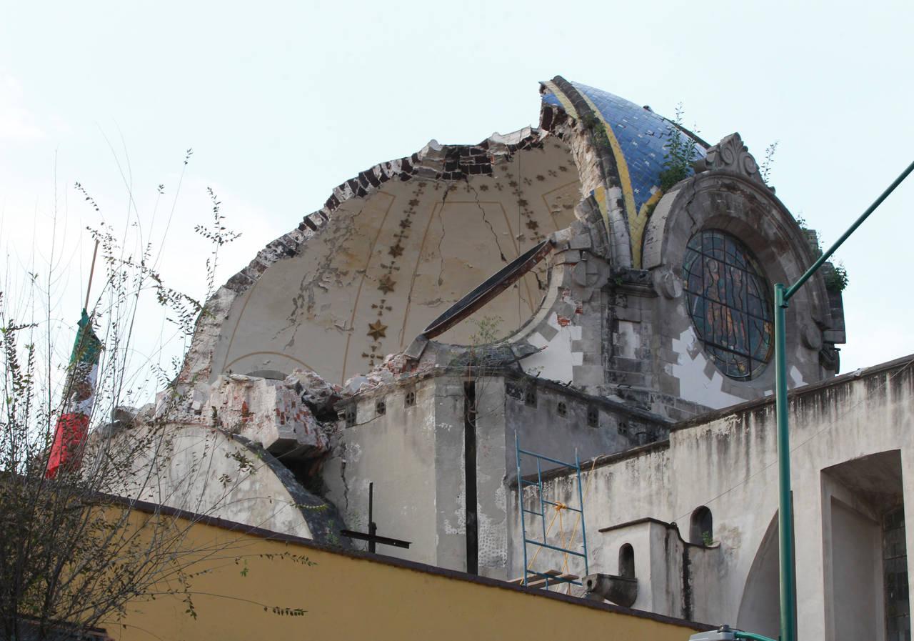 Avanza recuperación del patrimonio