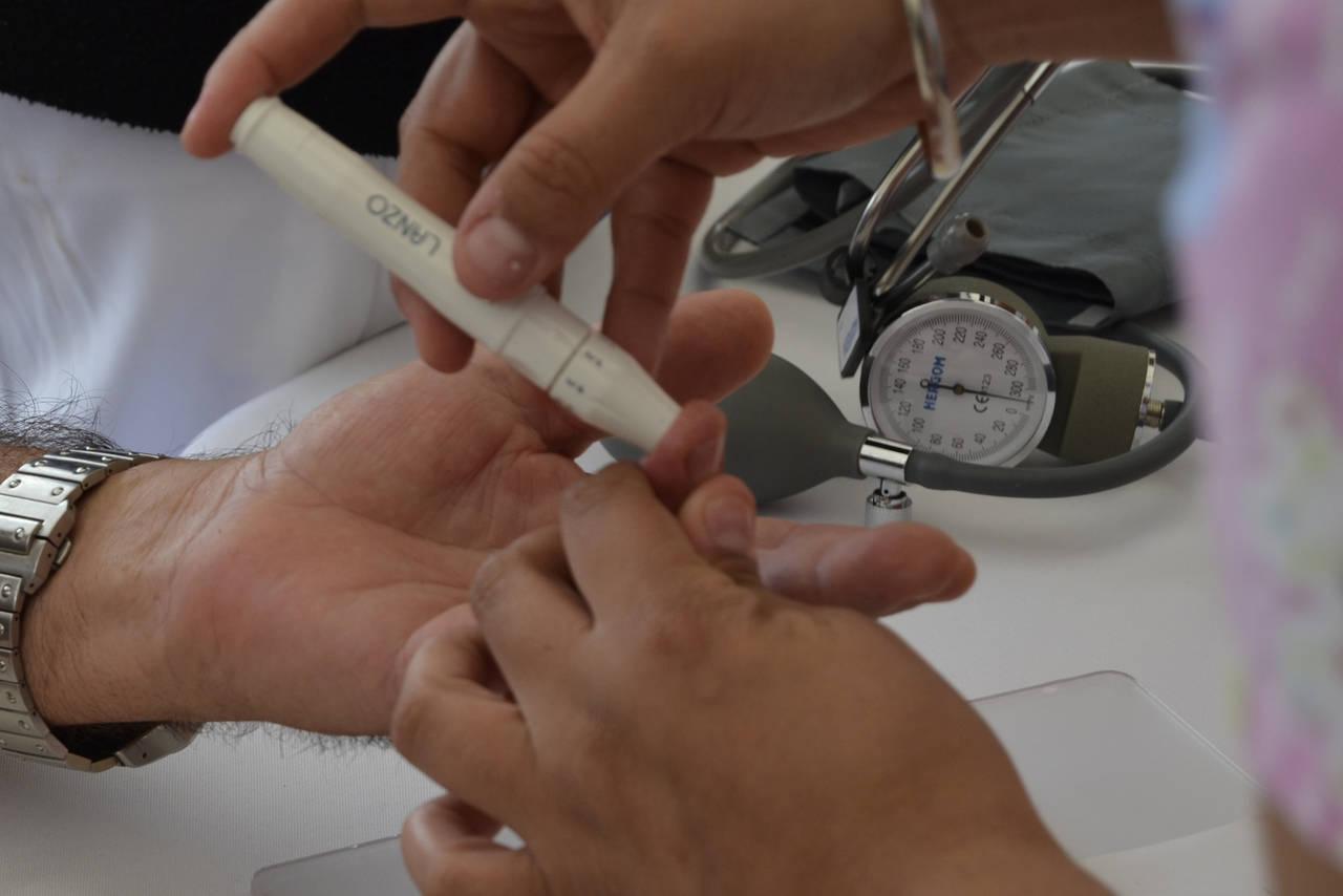 Se registran 11 mil casos de diabetes