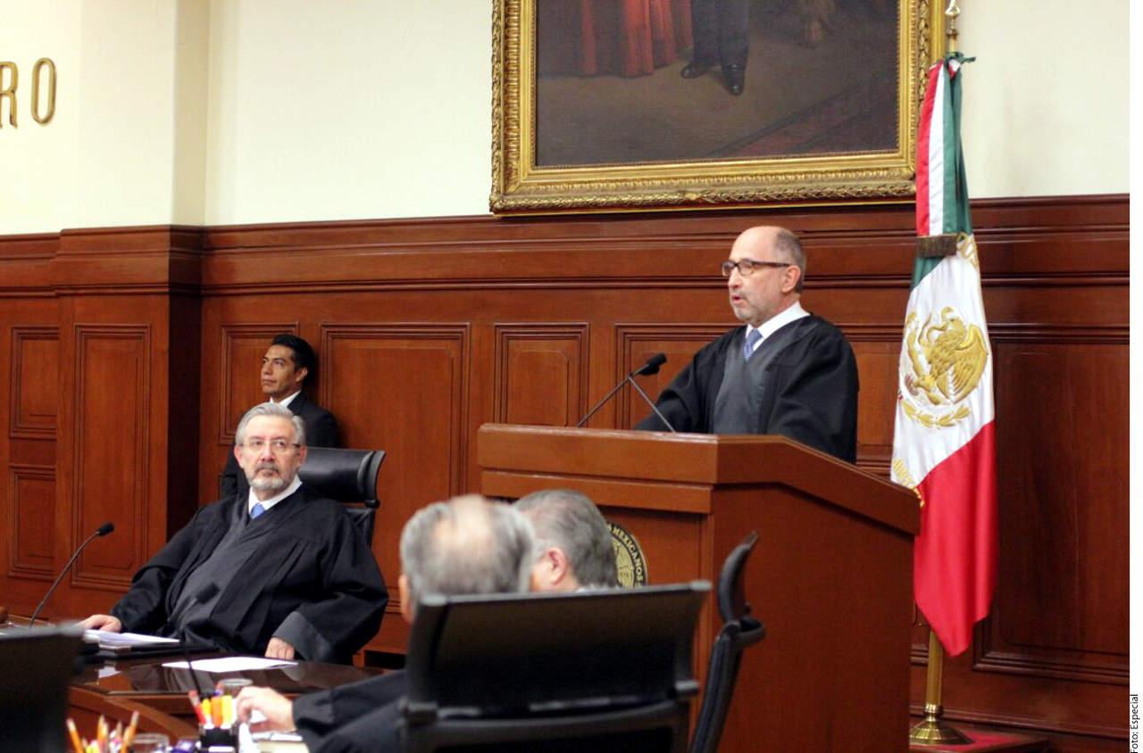 Advierte Corte contracción en Derechos Humanos
