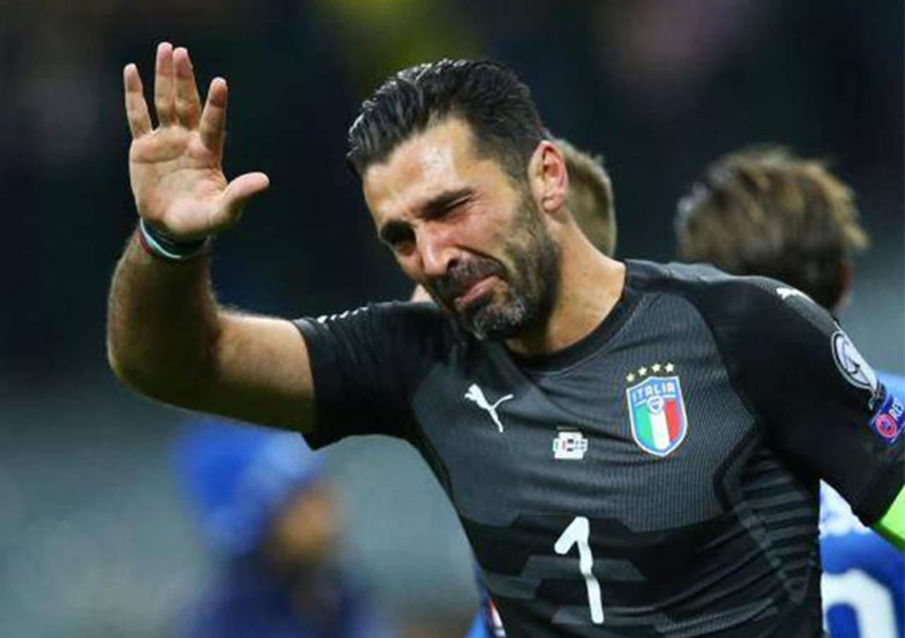 El llanto de Buffon que conmovió al mundo del futbol