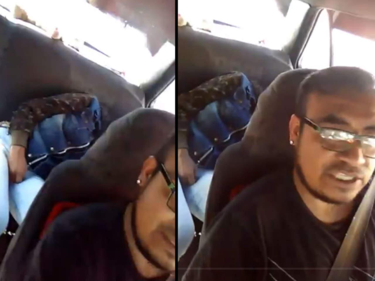Taxista exhibe a pasajera alcoholizada para 'crear consciencia'