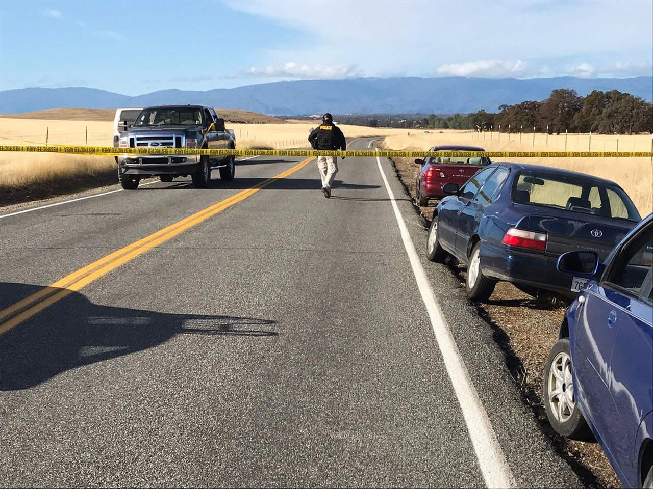 Tiroteo deja tres muertos en California