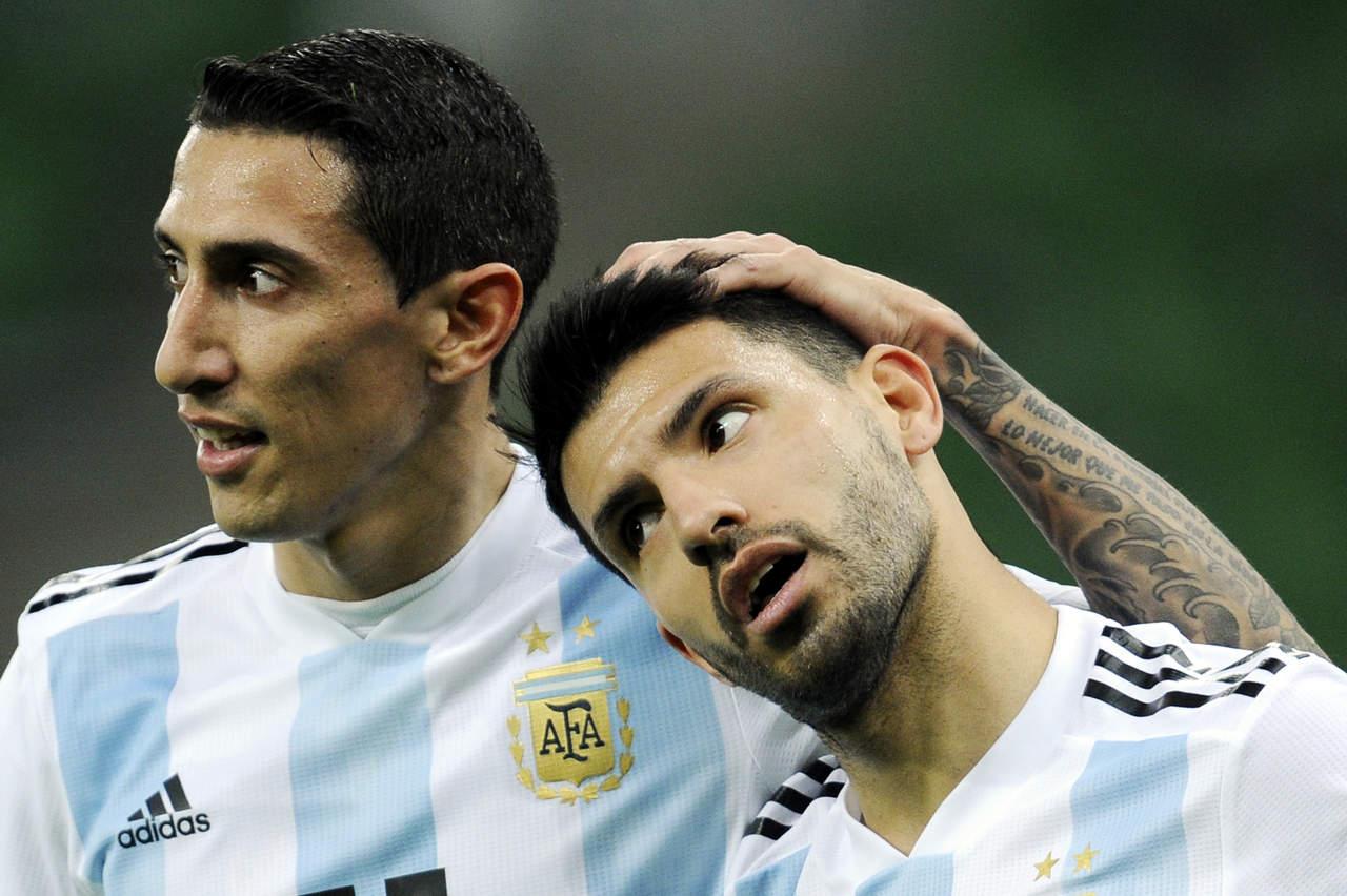 Nigeria remonta a Argentina sin Messi