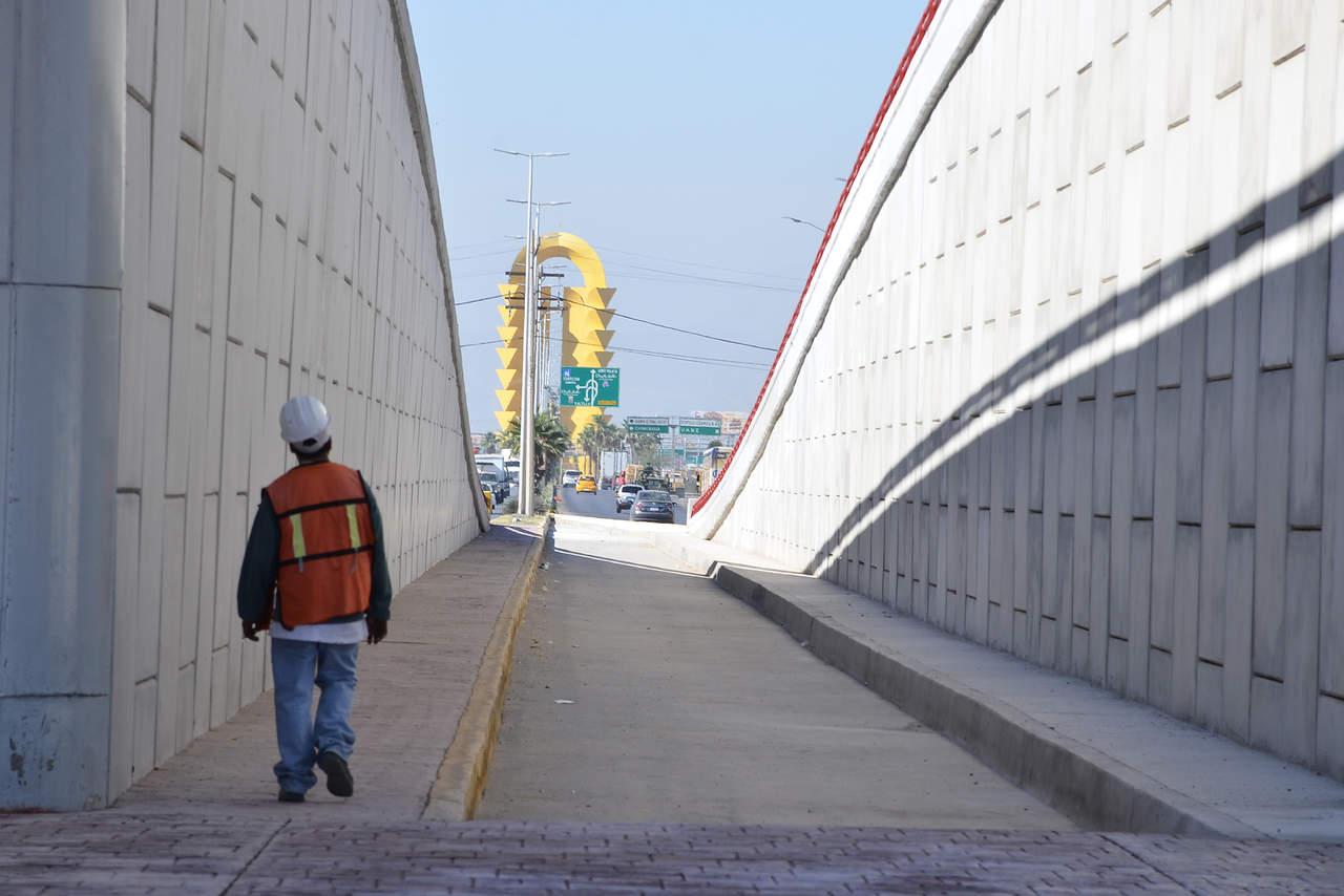Destaca Moreira obras de su sexenio en Torreón