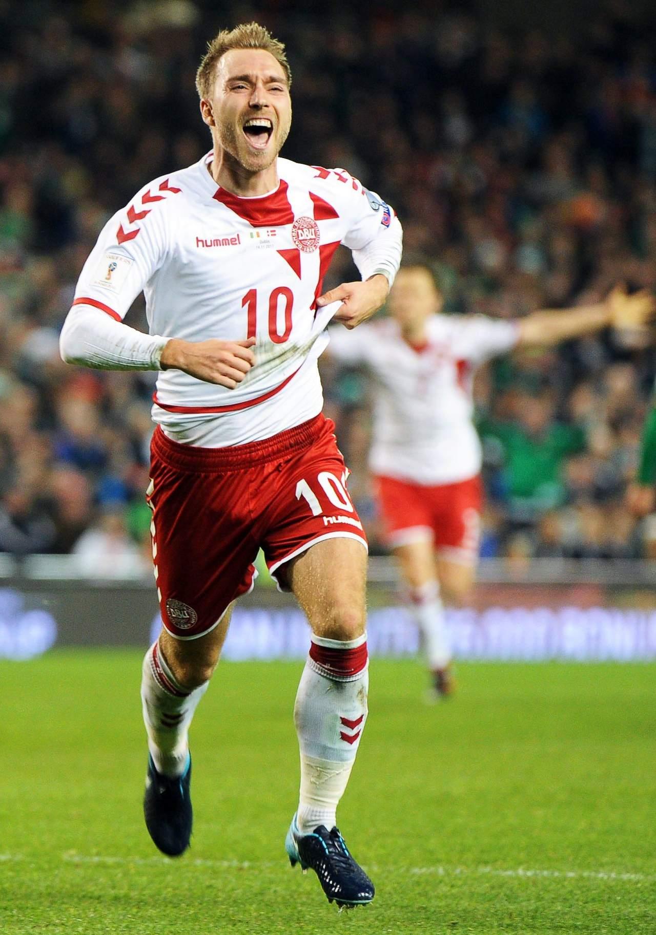 Dinamarca golea y se mete a Rusia 2018