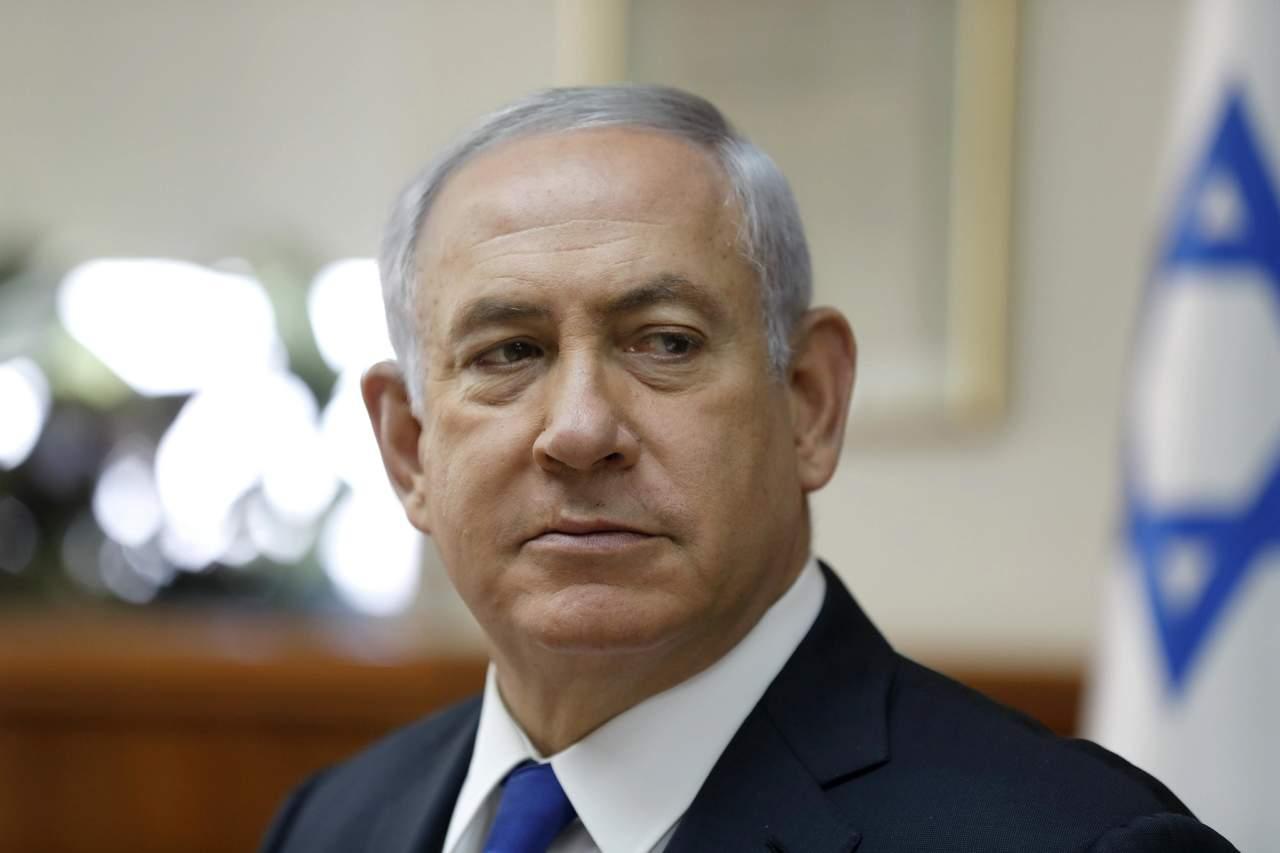 Agradece Netanyahu a México no aceptar